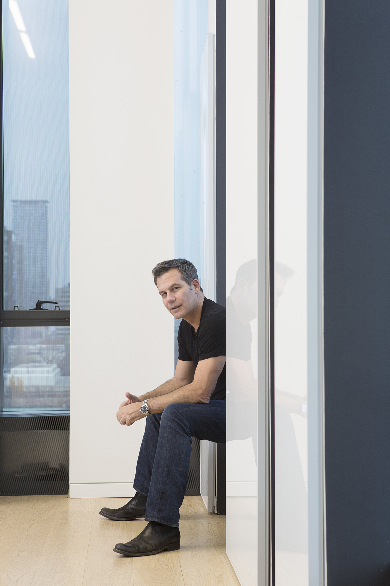 Richard Florida Photo by Lorne Bridgman
