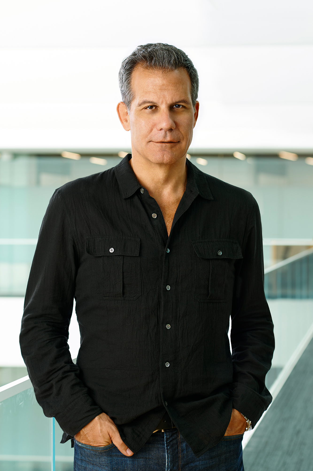 Richard Florida. Photo by Zanetti Photography